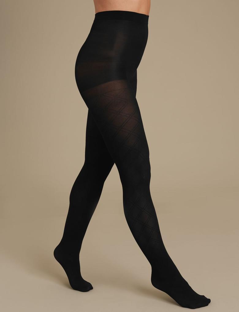 Secret Slimming™ Toparlayıcı Özellikli Külotlu Çorap
