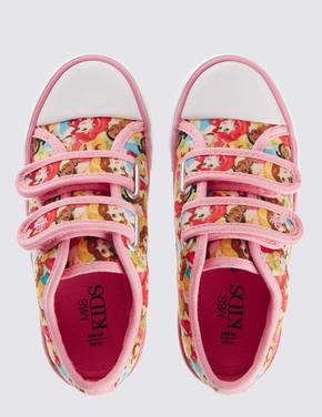 Disney Prenses Desenli Ayakkabı