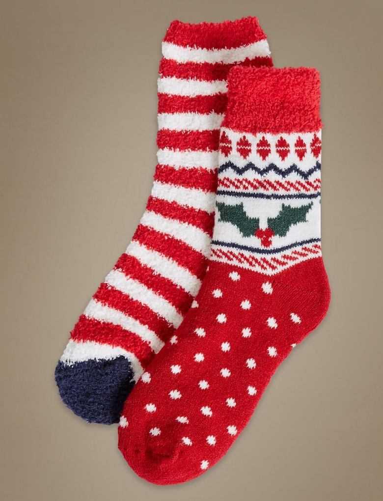 2'li Yumuşak Çorap