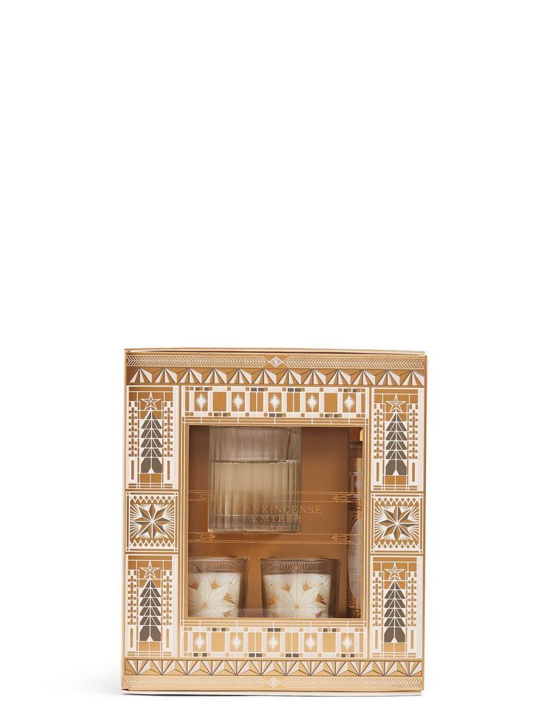 Sarı Frankincense & Myrrh Hediye Seti