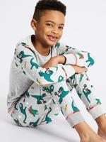 3'lü Pamuklu Pijama Takımı (3 - 16 Yaş)