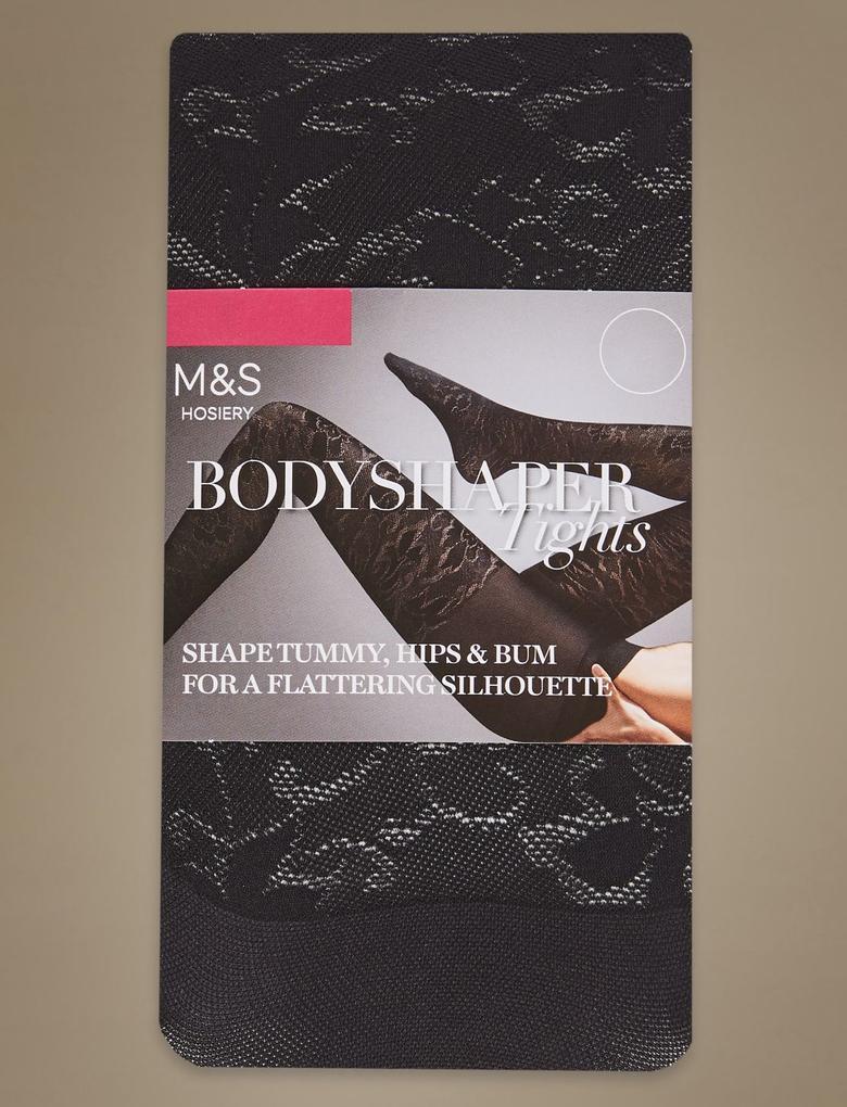 Secret Slimming Toparlayıcı Özellikli Külotlu Çorap