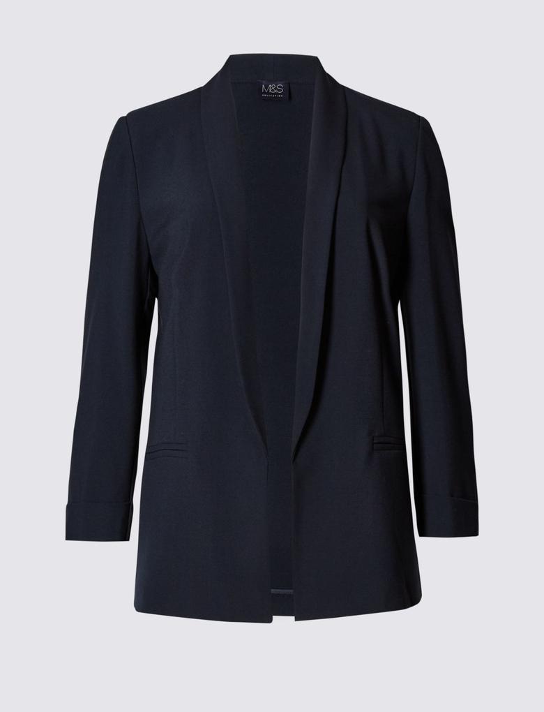 Katlı Manşet Ceket