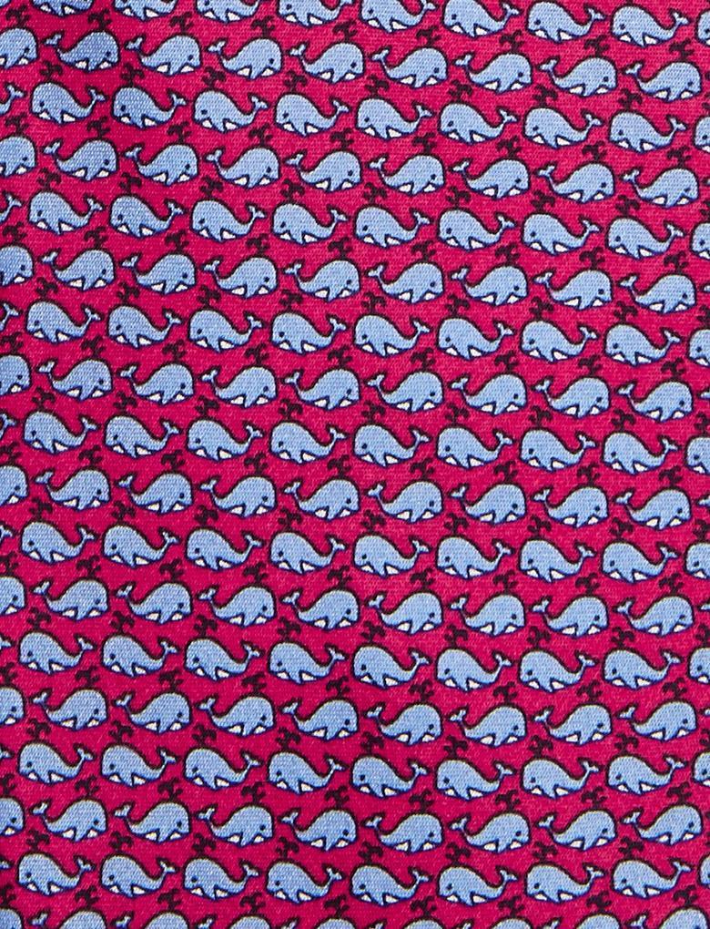 Desenli İpek Kravat