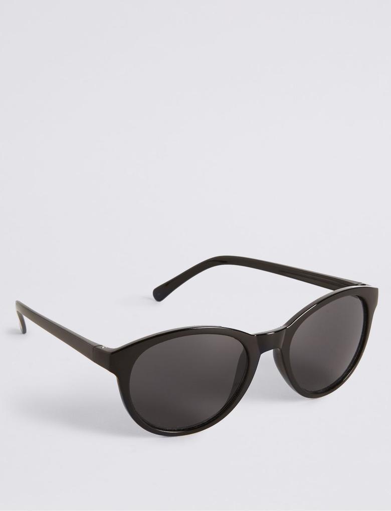Siyah Kedi Gözü Güneş Gözlüğü