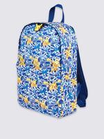 Siyah Pokémon Sırt çantası