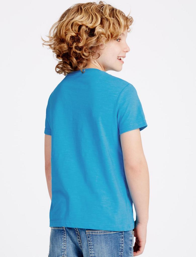5'li T-Shirt Seti (3 - 14 Yaş)