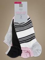 Siyah 3'lü Çorap Seti