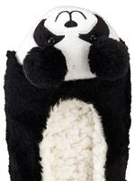 Siyah Panda Babet Terlik