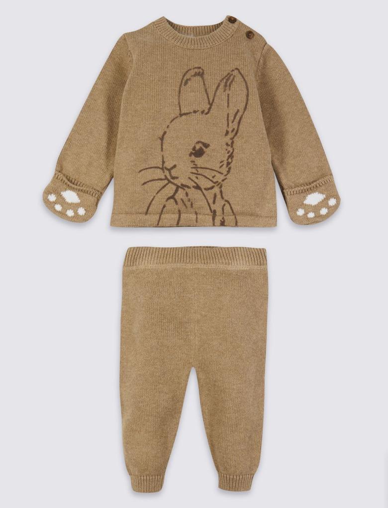 Peter Rabbit™ 2'li Üst ve Alt Takımı