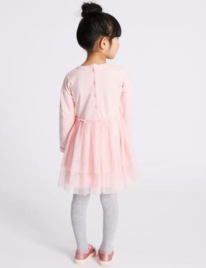 Pullu Tütü Elbise