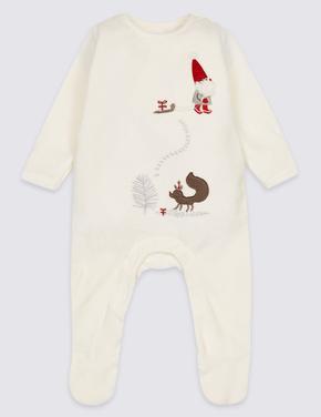 Pamuklu Tulum Pijama