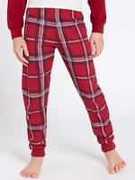 Snoopy Ekose Pijama Takımı