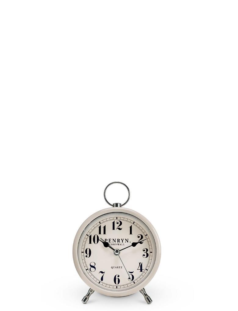 Kancalı Alarmlı Analog Saat