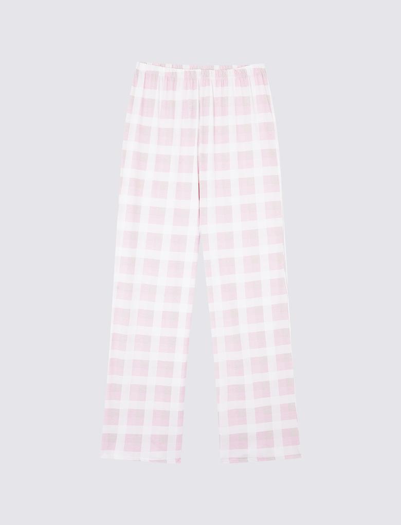 Uzun Kollu Pijama Takımı