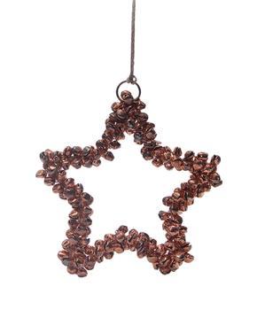 Yıldız Zil Çam Ağacı Süsü