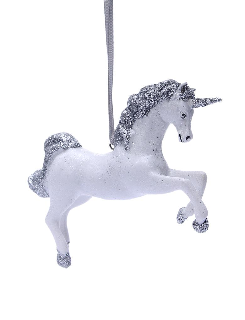 Beyaz Cam Unicorn Çam Ağacı