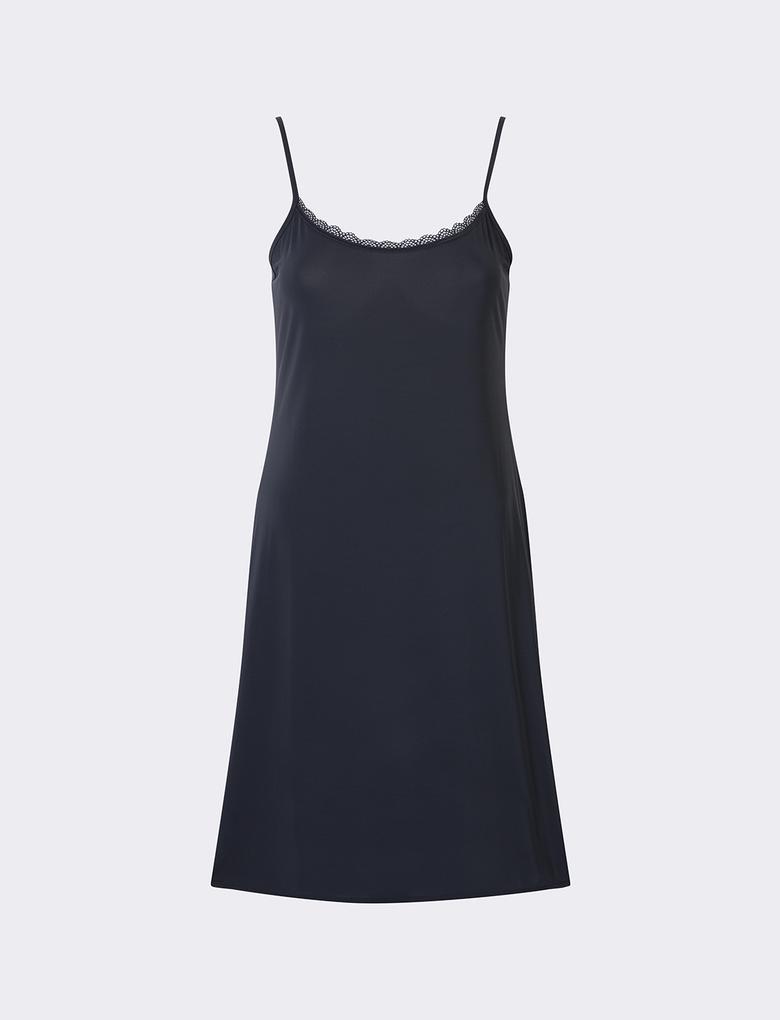 Kadın Siyah Jüpon (Cool Comfort™ Teknolojisi ile)