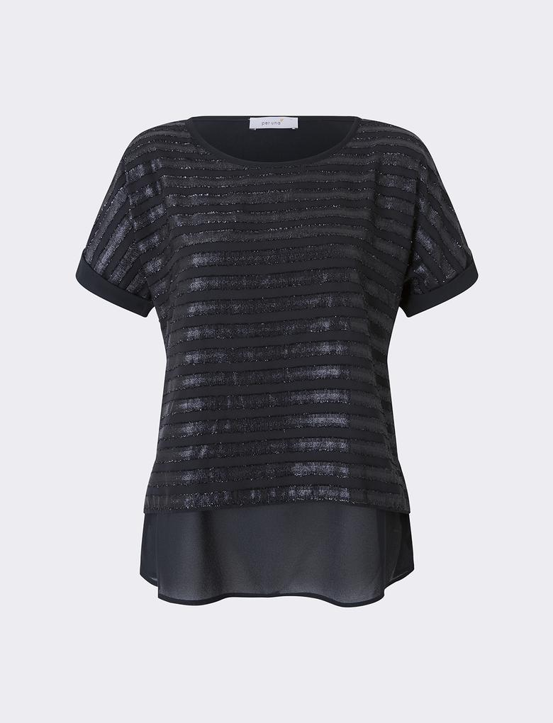 Pırıltılı T-Shirt