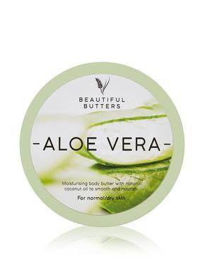 Kozmetik Renksiz Aloe Vera Vücut Kremi 200ml