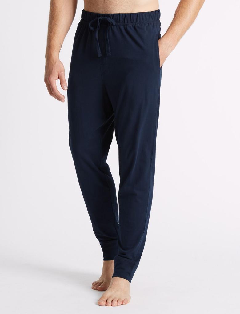 Kral Penguen Desenli Pijama Takımı