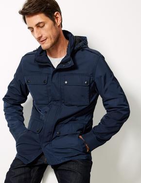 Dört Cepli Ceket (Stormwear™ Teknolojisi ile)