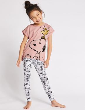 Snoopy™ Pijama Takımı