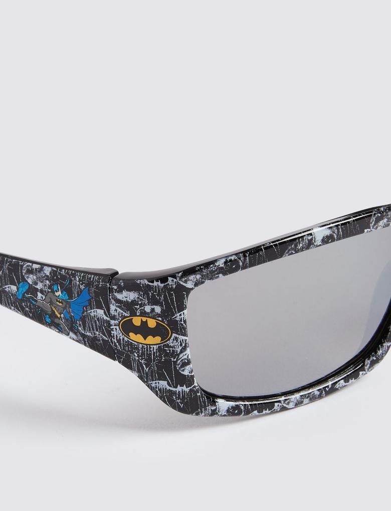Erkek Çocuk Siyah Batman Güneş Gözlüğü