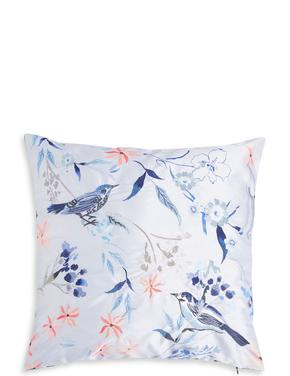 Kuş Desenli Yastık