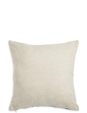 Palmiye Desenli Yastık