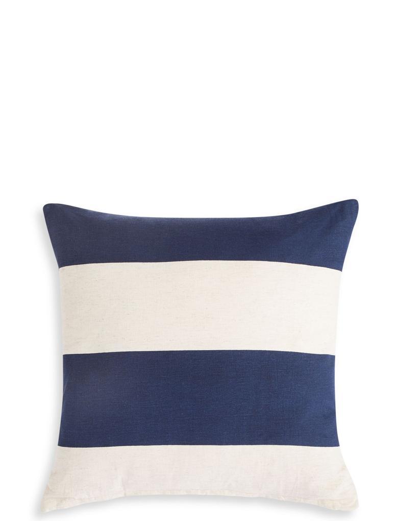 Çizgi Desenli Yastık