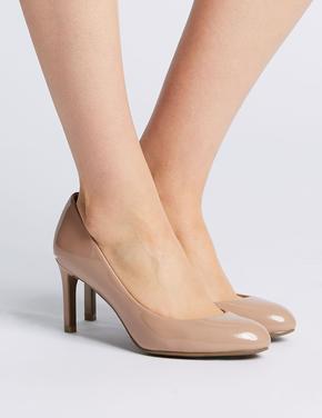 Kahverengi Geniş Kalıplı Ayakkabı