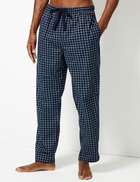 Ekose Pijama Altı