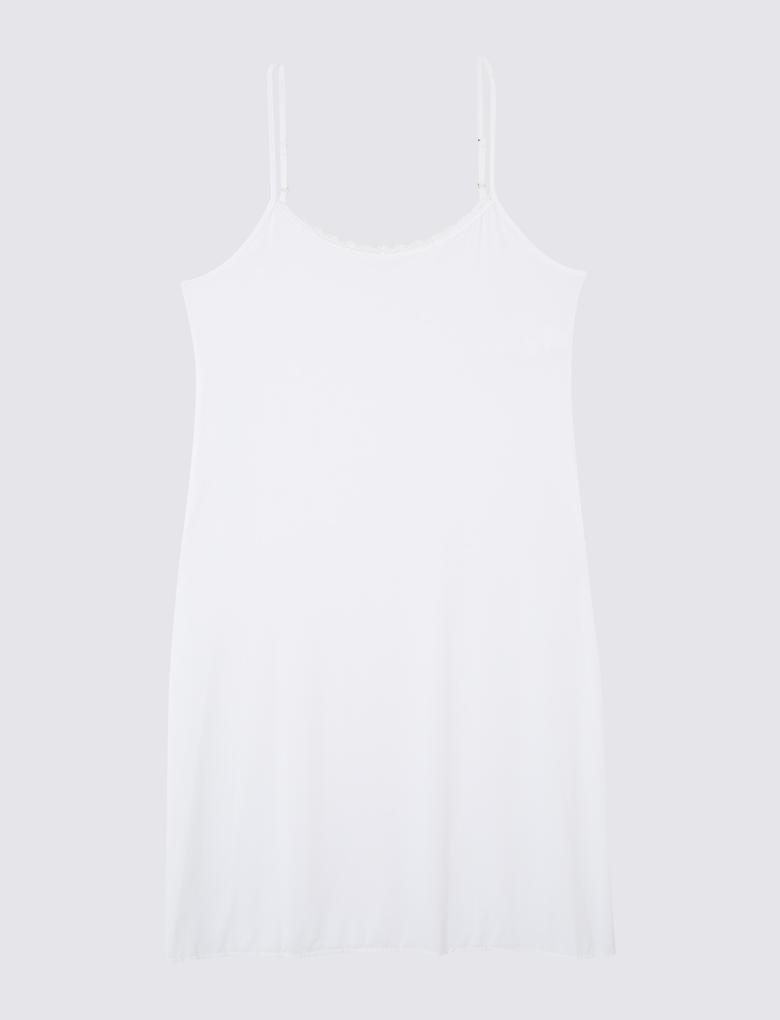 Beyaz Jüpon (Cool Comfort™ Teknolojisi ile)