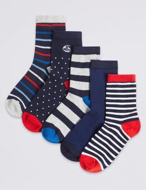5 Çift Çorap Seti