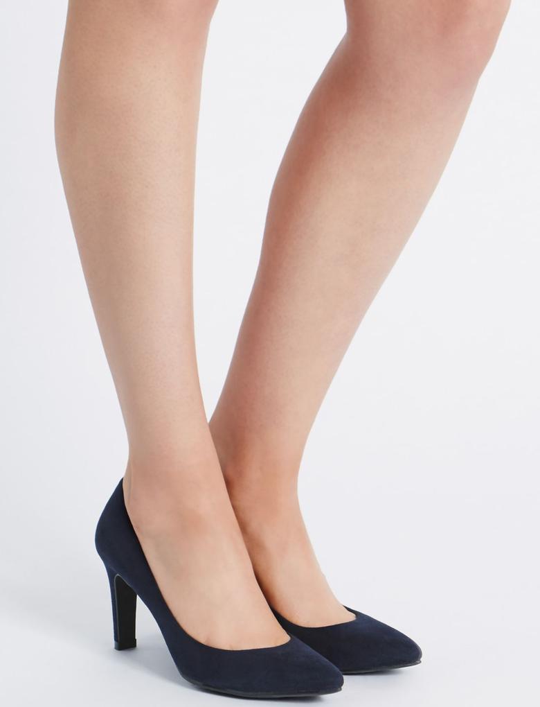 İnce Topuklu Ayakkabı (Insolia® Teknolojisi ile)