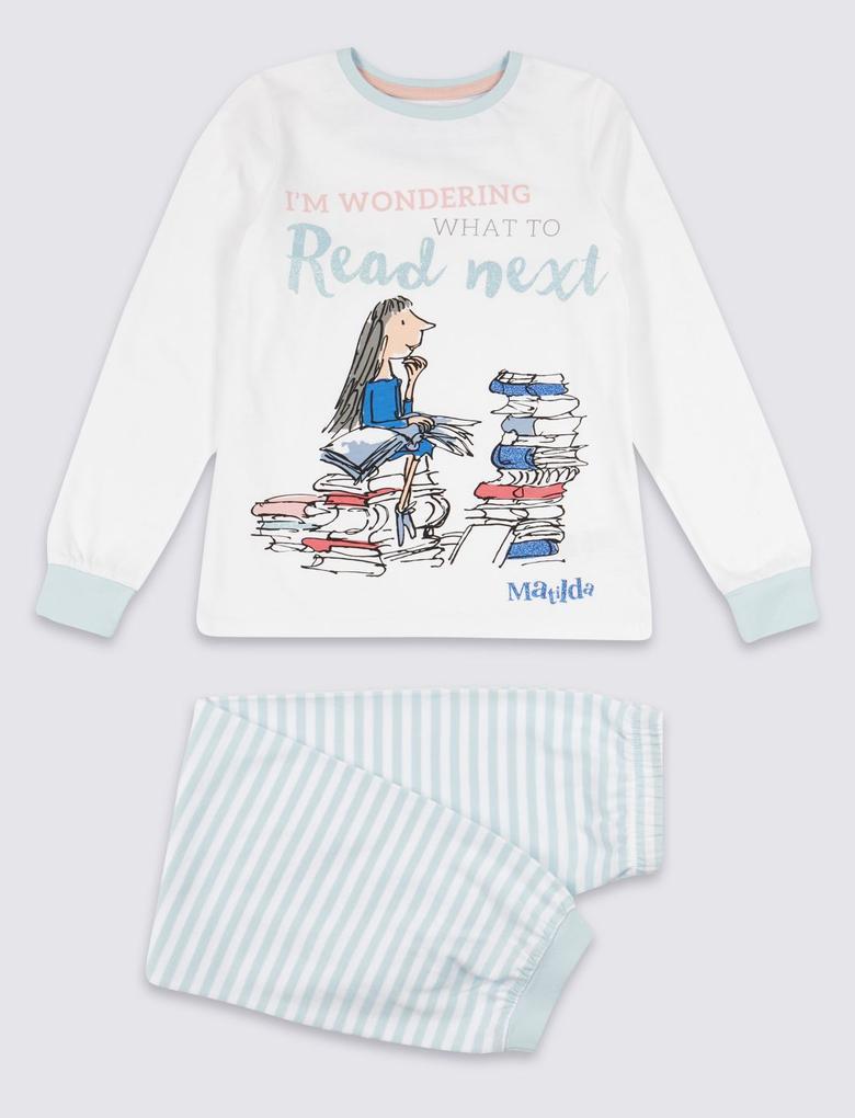 Roald Dahl Pijama Takımı