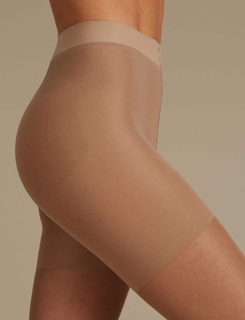 15 Denye Toparlayıcı Özellikli Külotlu Çorap