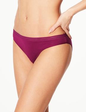 5'li İz Bırakmayan Bikini Külot