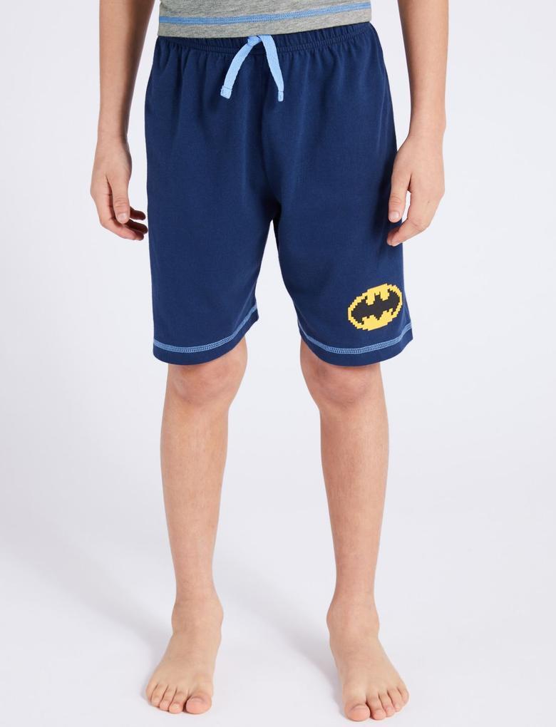 Lego Batman™ Desenli Pijama Takımı