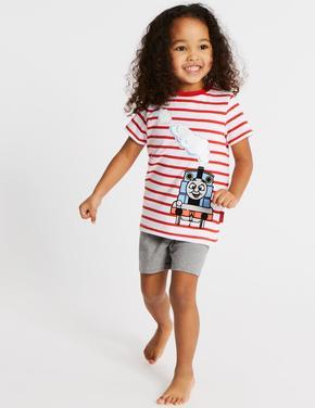 Thomas & Friends Desenli Pijama Takımı