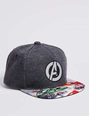 Avengers Desenli Şapka