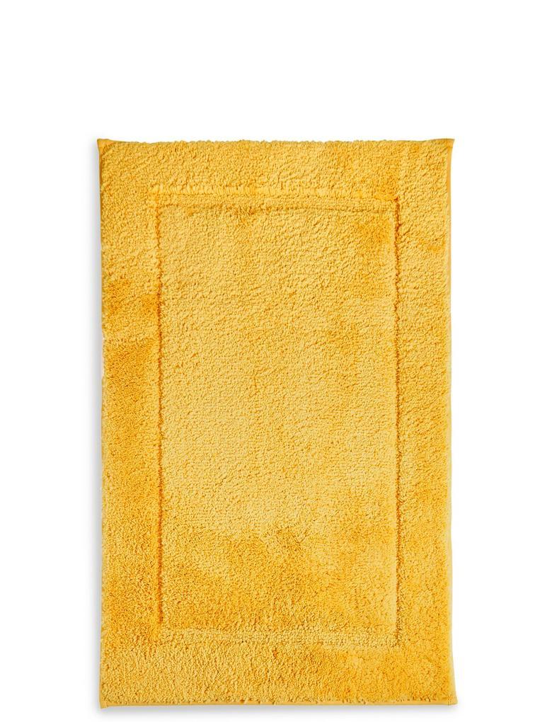 Ev Sarı Hızlı Kuruyan Banyo Paspası