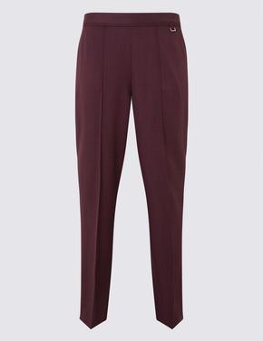 Straight Leg Klasik Pantolon