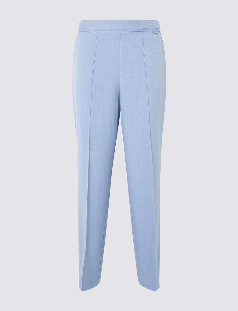 Mavi Straight Leg Klasik Pantolon