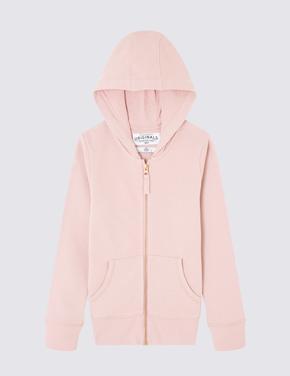 Authentic Kapüşonlu Sweatshirt
