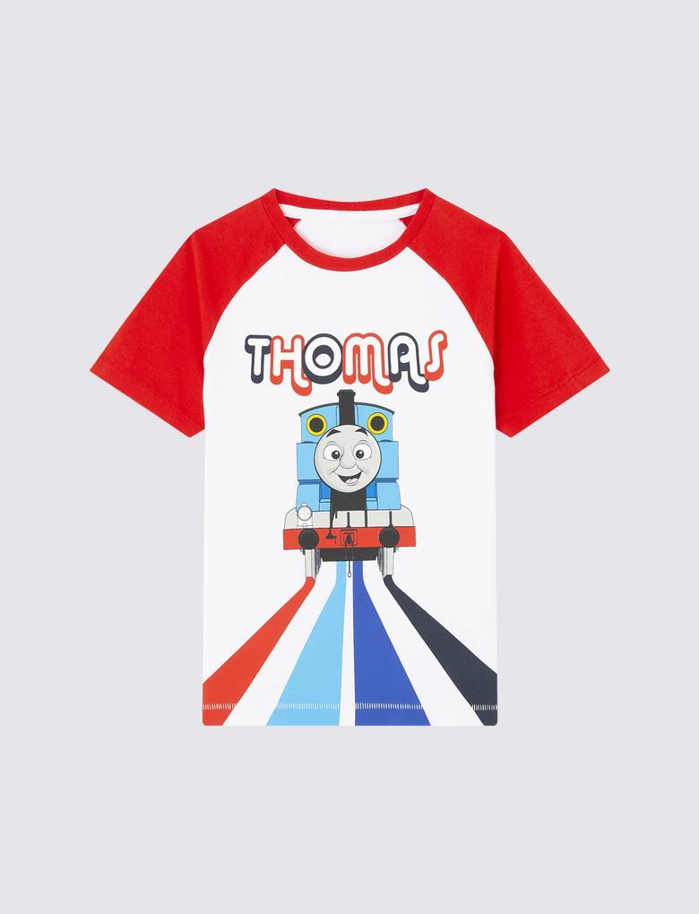 Erkek Çocuk Multi Renk Thomas & Friends™ Kısa Kollu T-Shirt