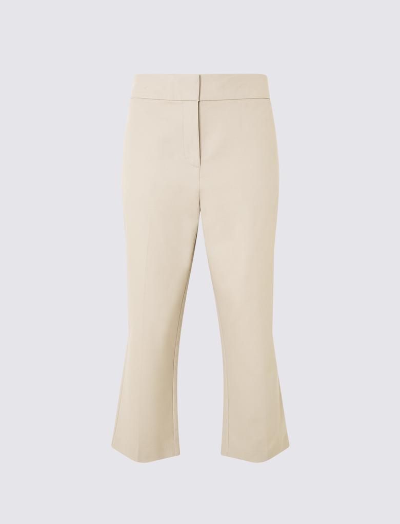 7/8 Slim Leg Pantolon