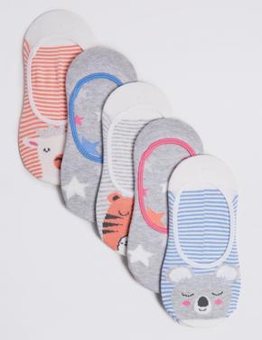 5'li Çorap Seti (Freshfeet™ Teknolojisi ile)