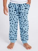 Beyaz Saf Pamuklu Pijama Takımı